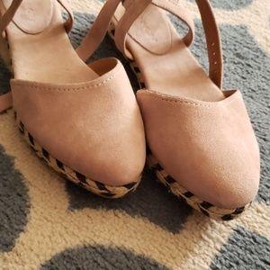 Coach Shoes - COACH Suede Espadrilles